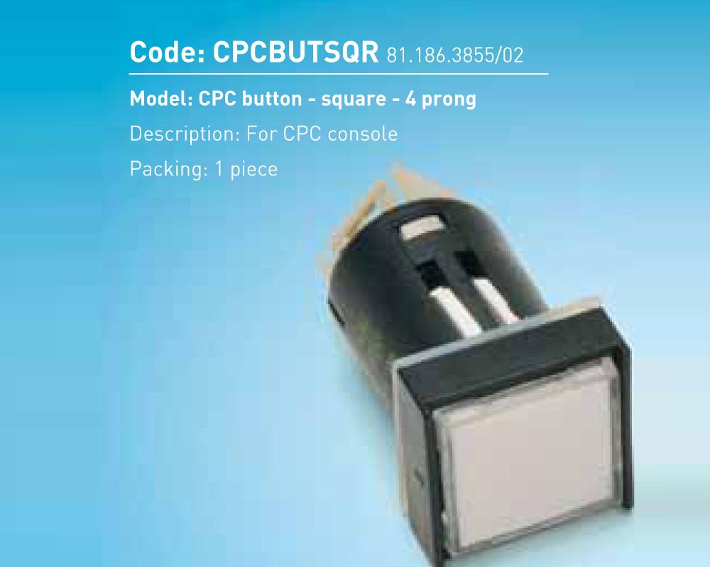 Heid. CPC Console - Square
