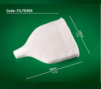 Filter - Bottle Shape