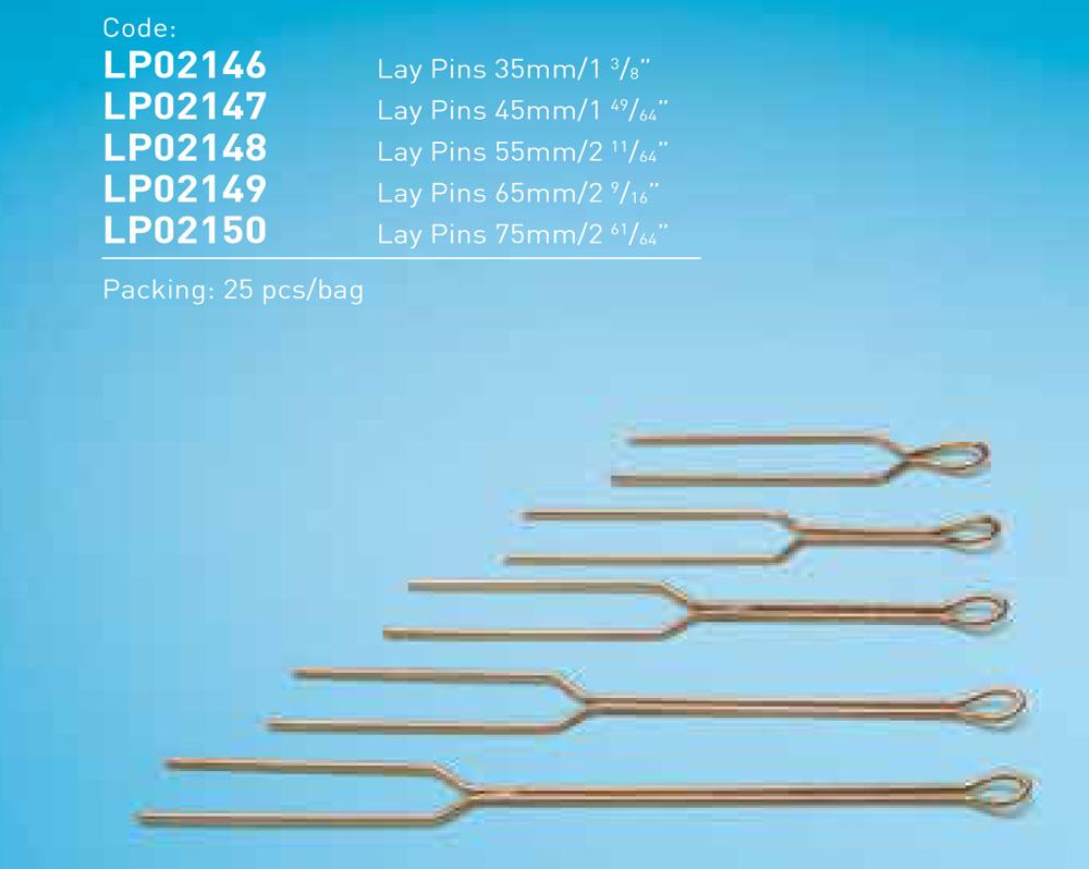 Lay Pins