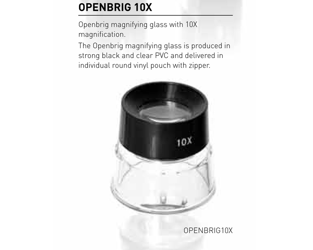Openbrig Magnifying Glass